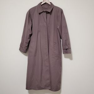 LONDON FOG | Trench Coat Detachable Lining 16P